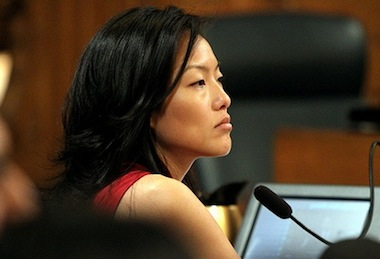 As a member of the San Francisco Board of Education, Jane Kim led efforts for the district to adopt restorative practices as an alternative to punishment.