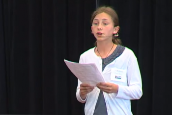 Teach Compassion: Elle McDougald