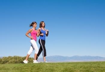Exercise Reduces Stress—Especially for Social Butterflies