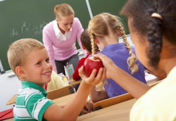 Kind Kids Lead to Healthier Communities