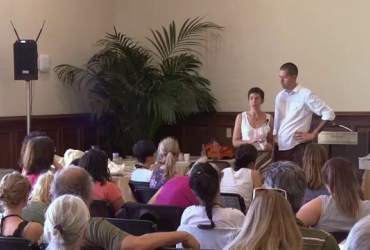 Megan Cowan and Chris McKenna on Mindfulness for Students and Educators, Part 3/4