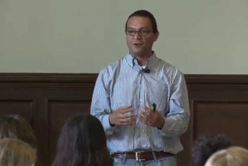 Rudy Mendoza-Denton on Minority Status, Education, and the Greater Good (SIE14)