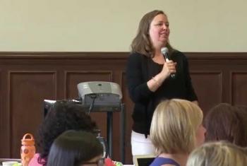 Vicki Zakrzewski & Brooke Dodson-Lavelle on Self-Compassion, Part 1/3 (SIE14)