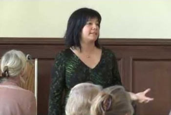 Joyce Dorado on Trauma in Schools, Part 2/2 (SIE14)