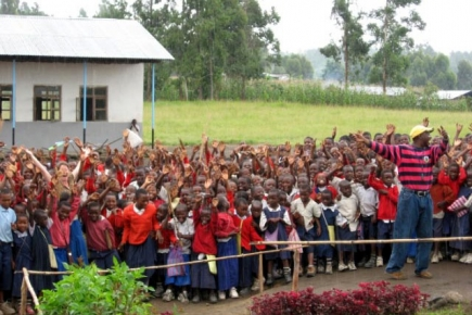 Global Belly Laugh Day—Tanzania