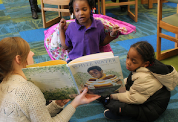 Why Storytelling Skills Matter for African-American Kids
