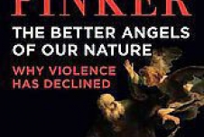Steven Pinker's History of (Non)Violence