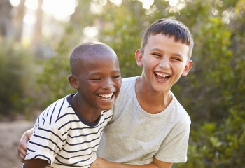 Why Friendships Are Important for Boys' Health