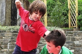 How Bullied Children Grow into Wounded Adults