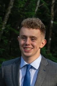 12th grader Connor Macmillan from British Columbia, Canada