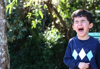 How to Survive Your Toddler's Epic Tantrum