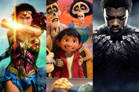 Diverse Films Make More Money at the Box Office