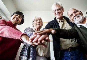 Do We Need a New Roadmap for Getting Older?