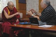 The Dalai Lama is a Darwinian