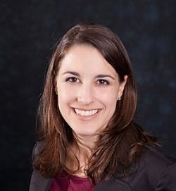 Elizabeth Simas, associate professor at the University of Houston.