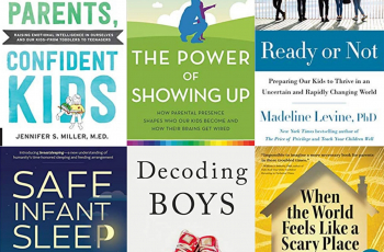 Our Favorite Parenting Books of 2020