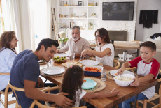 For Hard Conversations, Families Fall Into Four Categories