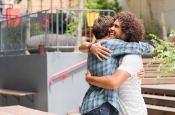 Four Ways Hugs Are Good for Your Health