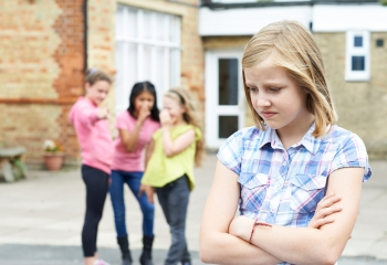 Six Ways to Help Your Child Deal with Social Exclusion
