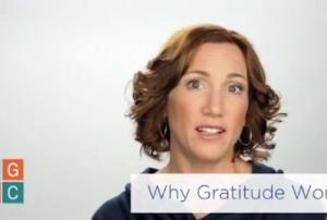 Why Gratitude Works