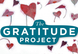 <em>The Gratitude Project</em> book