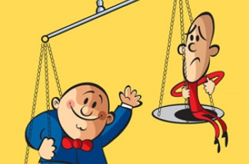 Does Inequality Make Us Unhappy?