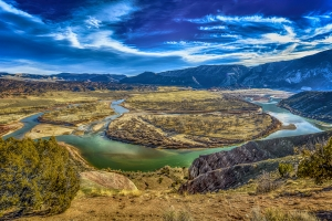 Some wilderness therapy programs visit Dinosaur National Monument in Utah.