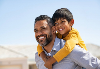 How a Father's Love Helps Kids Thrive in Life