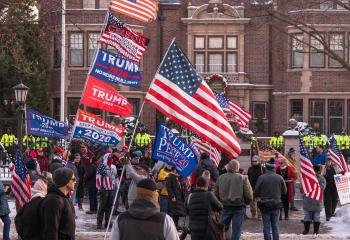 How Can We Rebuild Trust in the U.S.?