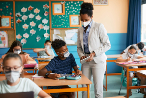 How to Make This Hard Transition Back to School With Your Students