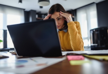 How to Protect Your Well-Being at Work During a Crisis