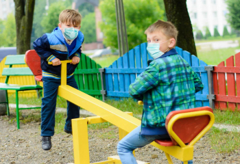 How to Find a Place for Kids to Play in the Pandemic