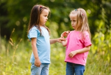 What Young Kids Already Know About Forgiveness