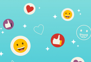 What Makes Positive Content Go Viral?