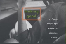 Book Review: Making Good