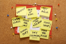How to Not Get Overwhelmed by the Little Chores of Life
