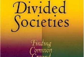 Book Review: Reconciliation in Divided Societies