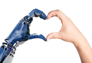 Can We See What's Human in a Robot?