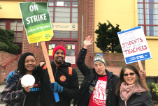 Oakland Teachers Strike for Meaning, Not Just Money