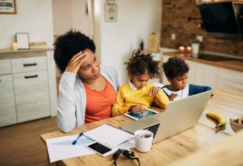 Six Ways to Deal With Parental Burnout