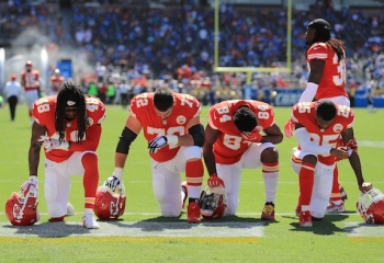 The Psychology of Taking a Knee