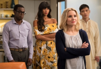 """What """"The Good Place"""" Says about Good and Evil"""