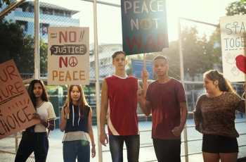 Why Activism Is Natural for Young People