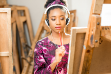 How Music Helps Us Be More Creative
