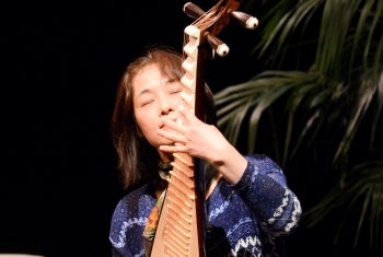 An Awe-Inspiring Performance by Wu Man