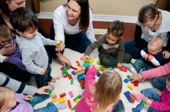 How Childcare Boosts Social Capital