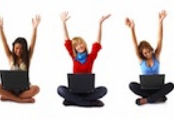 Happier Tweets, Healthier Communities