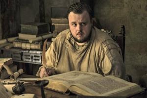 Samwell Tarly: the secret hero of <em>Game of Thrones</em>.