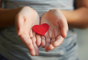 How to Help Kids Learn to Love Giving