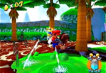 Super Mario: Helping More than the Princess